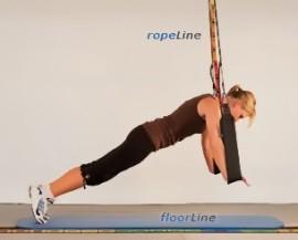 floorLine, Fitnesstraining, ropeLine