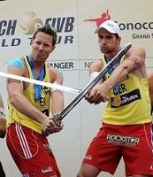 Beachvolleyball Nationalteam, David Klemperer, Eric Koreng