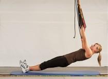 Klimmzug, Sling Training, breiter Rückenmuskel