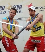 Beachvolleyball Nationalteam, David Klemperer, Eric Koreng
